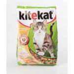 Корм для кошек KITEKAT курочка аппетитная, 350г