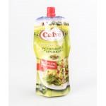 Соус для салатов CALVE укропный с огурчиками, 245 г