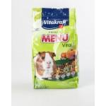 Корм для морских свинок VITAKRAFT Menu Premium Vital, 1000 г