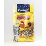 Корм для средних попугаев VITAKRAFT Menu Premium, 1000 г
