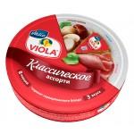 Сыр плавленый VIOLA классическое ассорти, 130г
