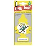 Ароматизатор CAR FRESHNER Little Trees Vanillaroma