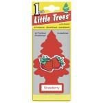 Ароматизатор CAR FRESHNER Little Trees Strawberry