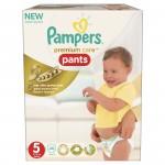Трусики PAMPERS Premium Care Junior 12-18кг, 40шт