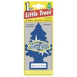 Ароматизатор CAR FRESHNER Little Trees New Car