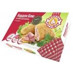 Кордон-блю ЗОЛОТОЙ ПЕТУШОК из мяса цыпленка, 330г