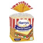 Хлеб для сэндвичей HARRYS American Sandwich десертный бриошь, 470г