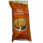 Сыр колбасный FINE LIFE янтарный копченый 40%, 500г