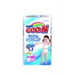 Трусики-подгузники GOON для девочек L (9-14 кг), 44 шт