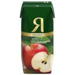 Сок Я яблоко осветленный, 0,2л