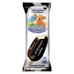 Мороженое пломбир КОРОВКА ИЗ КОРЕНОВКИ в шоколадной глазури эскимо, 70г