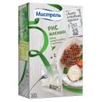 Рис Жасмин белый ароматный в пакетиках МИСТРАЛЬ, 4x125 г