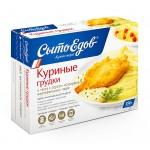 Куриные грудки СЫТОЕДОВ с картофельным пюре, 350г