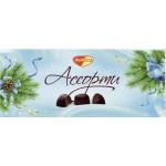 Конфеты Шоколадные РОТ ФРОНТ Ассорти, 220г
