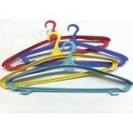 Плечики CLEVERS пластиковые цветные размер 52-54