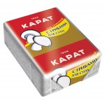 Сыр плавленый КАРАТ с грибами для супа, 90 г