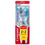 Зубная щетка COLGATE Макс Блеск средней жесткости промоупаковка 1+1