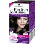 Краска для волос PERFECT MOUSSЕ тон 200 черный, 35 мл