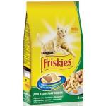 Корм для кошек FRISKIES с кроликом, птицей и овощами, 2кг