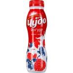 Йогурт ЧУДО Черника-малина 2.5%, 290 г