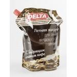 Жидкость для омывания ветрового стекла автомобиля DELTA с ароматом кофе, 3л