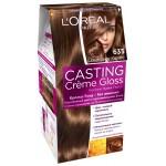 Краска для волос L`OREAL Paris Casting Creme Gloss оттенок 635 Шоколадное пралине, 254мл