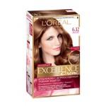 Крем-краска для волос L`OREAL Paris Excellence Creme оттенок 6.32 Золотистый темно-русый, 270мл