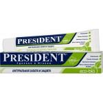 Зубная паста PRESIDENT Eco Bio, 75мл