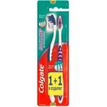 Зубная щетка COLGATE Массажер средней жесткости промоупаковка 1+1