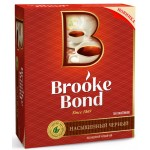 Чай BROOKE BOND черный,100х1,8 г