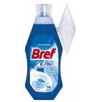 Чистящий гель для унитаза BREF Волна свежести, 360 мл