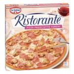 Пицца RISTORANTE ветчина и грибы, 350г