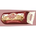 Мороженое пломбир РУССКИЙ ХОЛОД Юбилейное шоколадное флоу-пак, 1кг