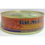 Килька балтийская неразделанная в томатном соусе, 240г