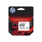 Картридж струйный HP 652(F6V24AE) цветной