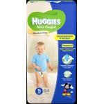 Подгузники для мальчиков HUGGIES Ultra Comfort 5 (12-22кг), 64шт