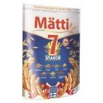 Хлопья MATTI 7 злаков, 400г