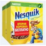 Готовый завтрак NESQUIK 250г+250г