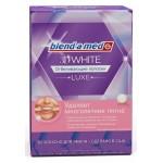 Отбеливающие полоски BLEND-A-MED 3d White Luxe, 28шт