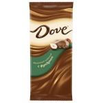 Шоколад DOVE молочный с фундуком, 90г