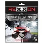 Коврик автомобильный REXXON впитывающие, 40х60 см, 2 шт