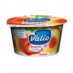 Йогурт VALIO Персик 2,6%, 180г