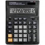 Калькулятор CITIZEN SDC-444S настольный 12-разрядный