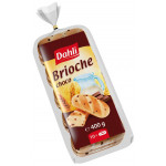 Булочки молочные DAHLI Brioche с шоколадом, 400г