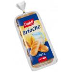 Булочки DAHLI Brioche Choco молочные, 400г
