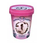 Мороженое пломбир BASKIN ROBBINS Черничное ведерко, 1л