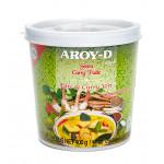 Паста Карри AROY-D зеленая, 400 г