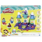 Набор для лепки PLAY-DOH Замок мороженного