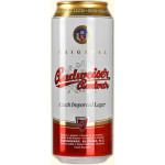 Пиво светлое BUDWEISER BUDVAR лагер стекло в упаковке, 20х0,5л