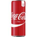 Газированный напиток COCA-COLA, 0,33л